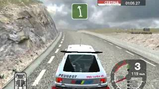 Colin McRae Rally 2005 - Spain Stage 1 - Peugeot 205 T16 EVO 2