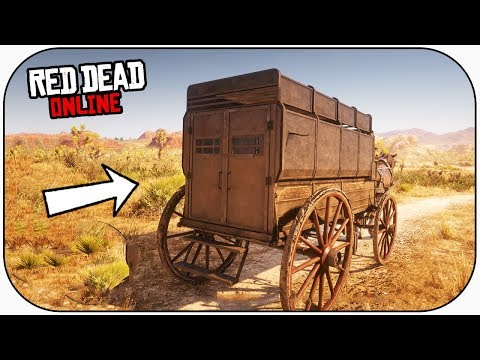 10 Things You MUST KNOW About The Bounty Wagon In Red Dead Online!