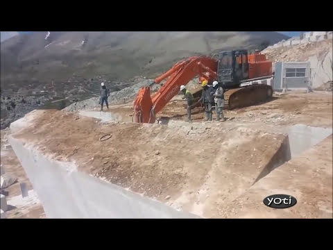 Great Marble, Stone And Granite Mining (Prt 2)