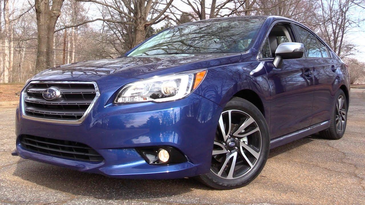 Subaru Legacy  I Sport Road Test In Depth Review