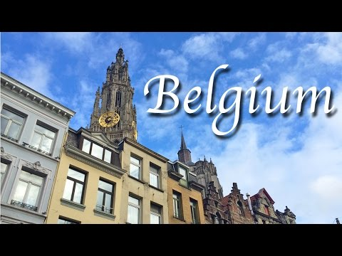 02 - Backpacking Belgium: Flanders & Brussels
