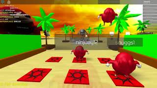 U do not no da wey. Ugandan Knuckles in Roblox???