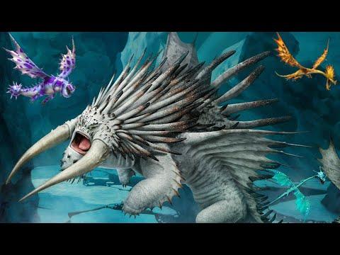 Unlocking Bewilderbeast and all it's Primal Dragons - Dragons:Rise of Berk