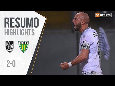 Guimaraes Tondela Goals And Highlights