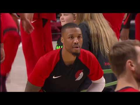 Chicago Bulls vs Portland Trailblazers | January 9, 2019