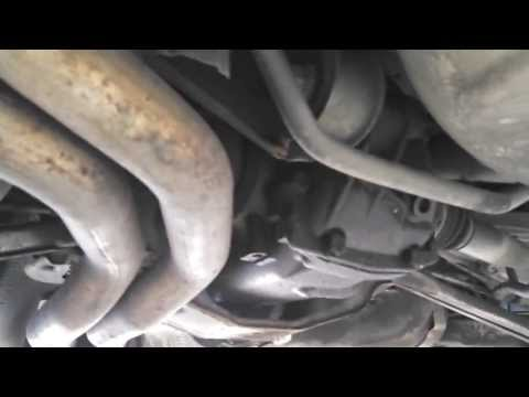E46 Clunking noise (Bad Differential bushings)