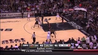2013 NBA Finals Game 4: LeBron And Wade Get Hot, Spurs Drop A Lot