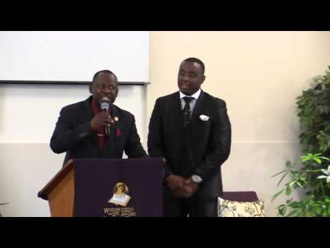 Apostolic Preaching – God Has Started It, Let Him Finish It! (2015 Holy Convocation)