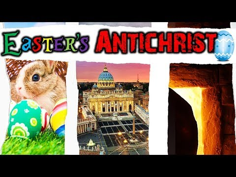 5 THINGS That DID NOT Happen On EASTER SUNDAY! - ANTICHRIST EXPOSED!!!