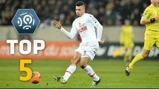 Week 16 : Top 5 Goals - Ligue 1 - 2013/2014