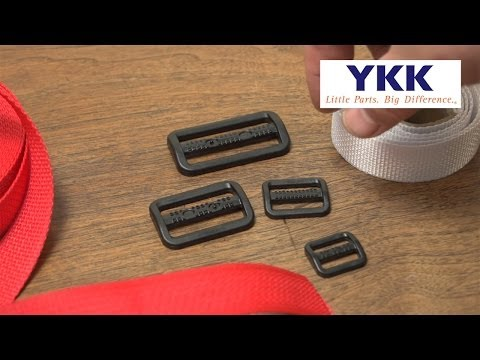 ykk®-tri-bar-adjustable-webbing-slider-demo