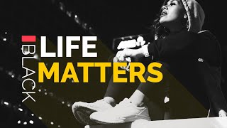 JIMBLAH & ELLIE MAY - BLACK LIFE MATTERS (OFFICIAL CLIP)