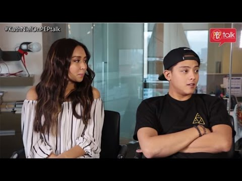 Pep Talk Kathryn Bernardo Daniel Padilla And The Hugot Lines Of