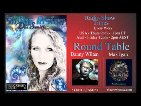 Sirius Rising - Dee Smith with Danny Wilten & Max Igan: Distraction, Lost History, Love 1/2