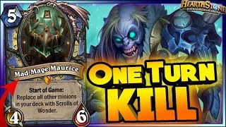 Hearthstone - OTK WTF Moments - Daily Funny Rng Moments