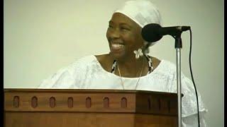 Mama Marimba Ani sobre a Sexualidade Afrikana