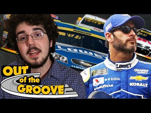 Is this the Beginning of the END for Jimmie Johnson?