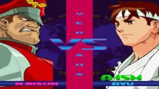 Street Fighter Alpha 3 - Shin M. Bison