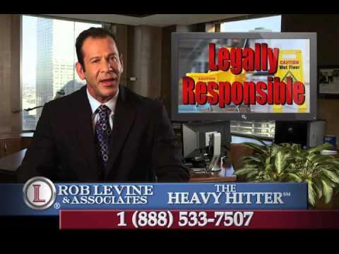 Slip & Fall / Premises Liability Lawyer - Meriden, CT