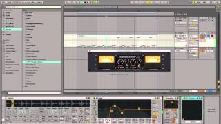 Neurofunk/DnB Drums [Ableton live 9]