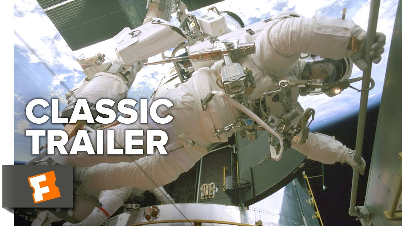 Hubble 3D (2010) Official Trailer - Leonardo DiCaprio IMAX ...