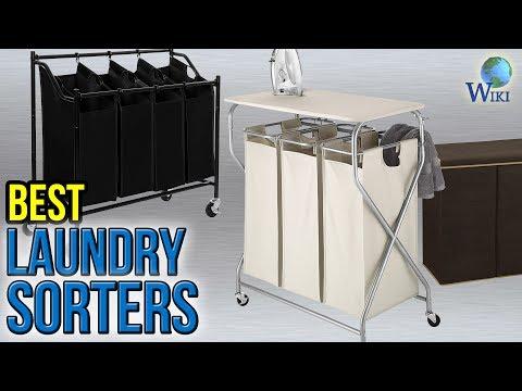 10 Best Laundry Sorters 2017