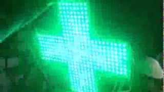 Открытые светодиодные пиксели. Изготовление Вывесок ЕК-ПРИНТ(, 2013-12-05T06:46:01.000Z)