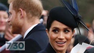 Meghan Markle obsession likened to abuse faced by Diana | 7.30