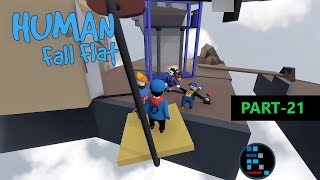 [Hindi] Human: Fall Flat | Funniest Game Ever (PART-21)