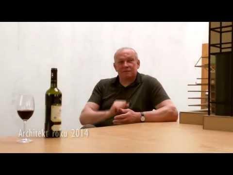 ing. arch. Josef Pleskot o svém vztahu k vínu