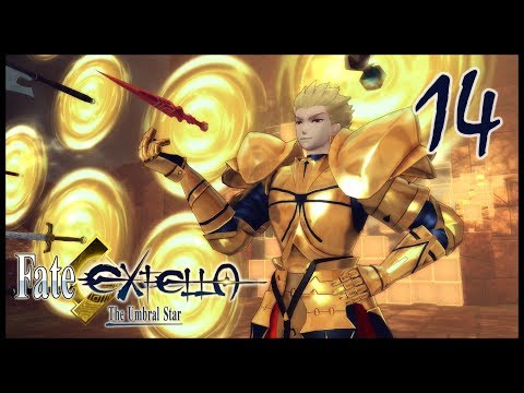 Fate/Extella: The Umbral Star Part 14: Gilgamesh - Gate of Babylon!