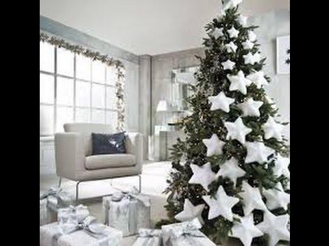 Navidad tendencias 2017 35 ideas para decorar el arbol for Decoracion navidad 2017 tendencias