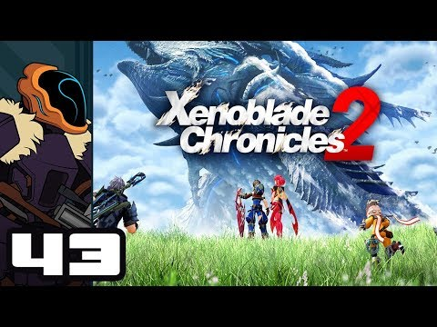 Let's Play Xenoblade Chronicles 2 - Part 43 - Dive Dive!