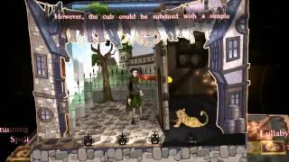 Diorama - Wonderbook: Book of Spells Gameplay