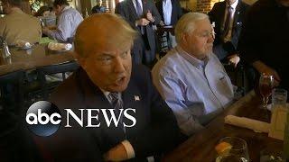 Trump Flies to North Carolina Rally With
