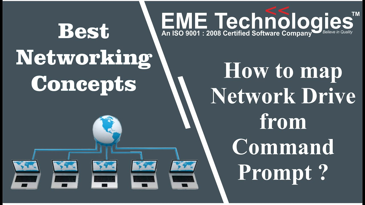How to Map Network Drive from Command Prompt Map Network Drive Command Line on win8 map drive, map airport drive, map of college drive, map computer drive,