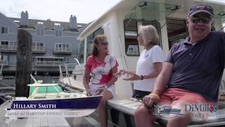 LobsterPalooza - DiMillo's Yacht Sales honors Back Cove Yachts & Sabre Yachts Owners