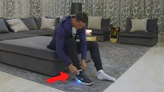 Cristiano Ronaldo Rare Moments at Home Everyone Should See