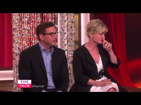 The Talk 050216 Tyler Christopher & Mary Beth Evans