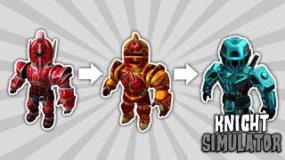 ROBLOX Gameplay Knight Simulator ⚔