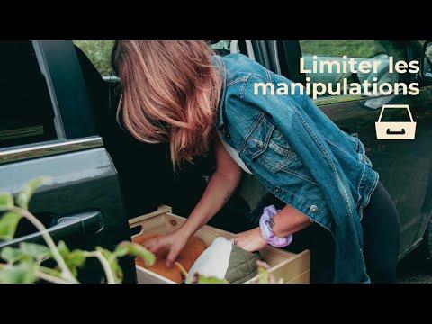 Conversion D'un Minivan En Campeur- Limiter Les Manipulations Avec Le Kit De Conversion RoadLoft!