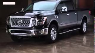 2016 Nissan Titan XD   A First Look, Design, Car Review   YouTube