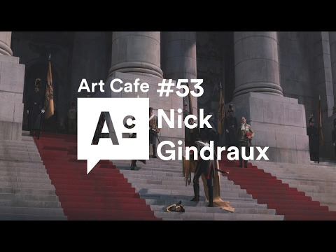 Art Cafe #53 - Nick Gindraux