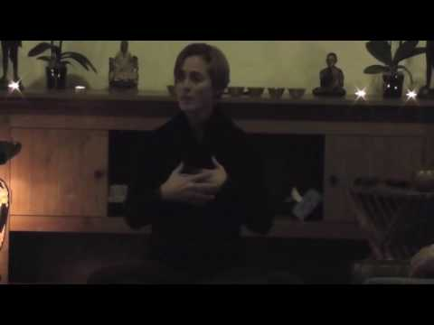 Dharma Talk with Lopon Chandra Easton: Don't Talk About Injured Limbs