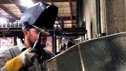 Like a boss Tig welding