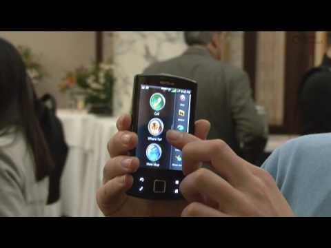Video: review Garmin Nüvifone A50