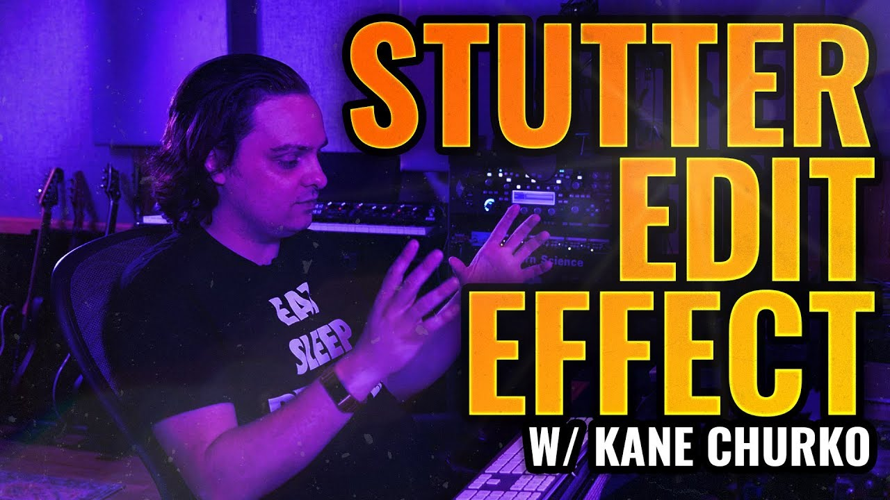 how to use izotope stutter edit effects w kane churko tutorial youtube. Black Bedroom Furniture Sets. Home Design Ideas