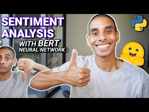 Sentiment Analysis with BERT Neural Network and Python
