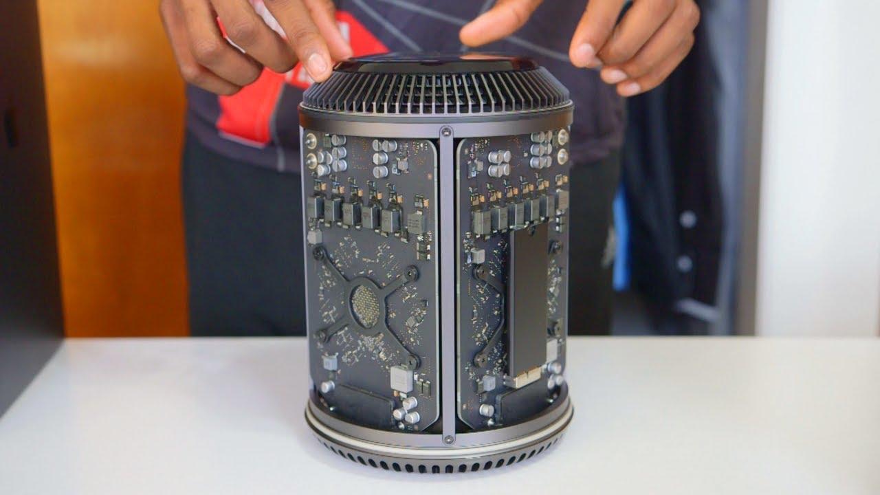 New Mac Pro Unboxing & Impressions!