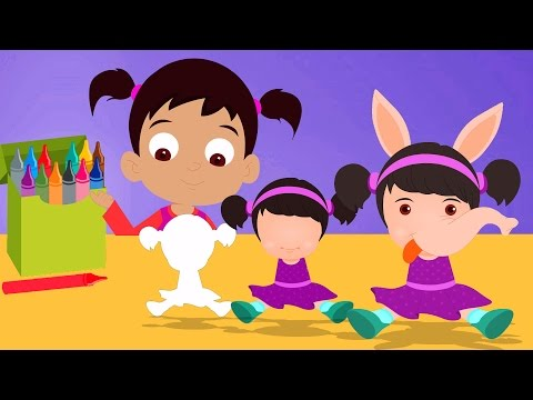 Kagaz Ki Gudiya Hindi Rhyme | कागज़ की गुड़िया | Bal Geet | Kids Tv India | Hindi Nursery Rhymes